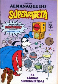 ALMANAQUE DO SUPERPATETA - 2ª SÉRIE nº03 - EDITORA ABRIL